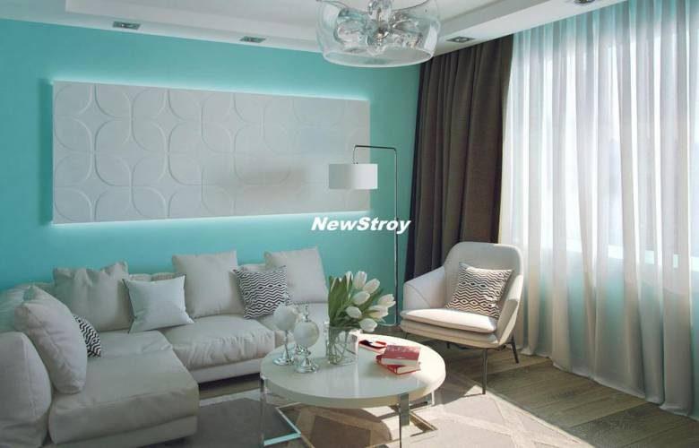 Быстро и недорого сделать ремонт квартиры в Киеве можно с помощью компании NewStroy