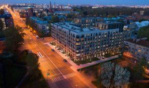 В жилых комплексах СК «Страна Девелопмент» есть все для комфортного проживания