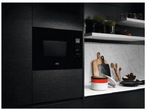 Микроволновые печи от AEG облегчают жизнь, упрощая приготовление блюд и выполняя практически все на автомате