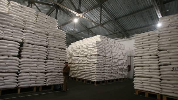 Торговые сети не могут закупить сахар-песок по причине прекращения поставок