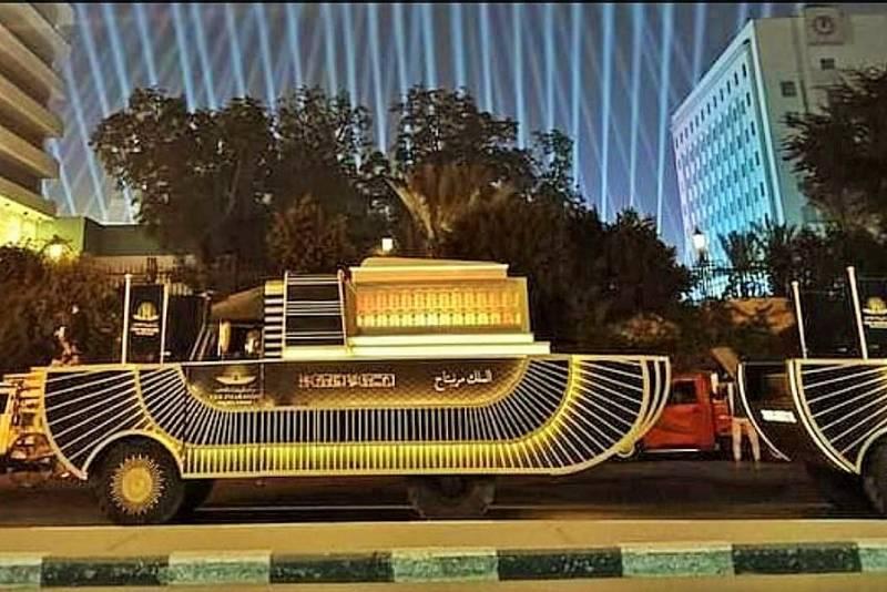 «Древнее проклятие проснулось»: почему золотой парад египетских фараонов напугал народ и местные СМИ