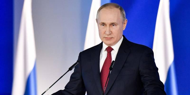 Владимир Путин выступит с обращением в прямом эфире, будут поставлены точки по нескольким важным вопросам