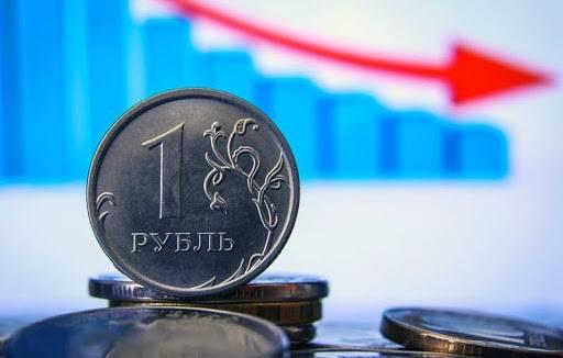 Курс рубля упал 15 апреля 2021 года из-за новых санкций США против России