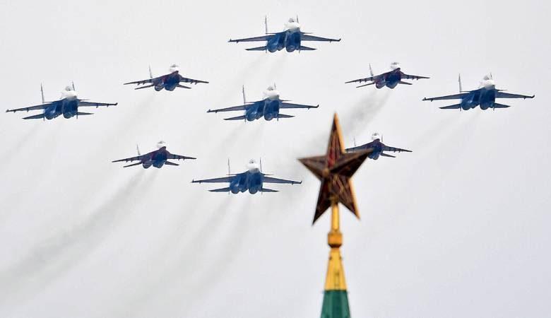 Воздушный парад на 9 мая 2021 года: когда начало, и какие самолеты примут участие                0