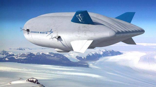 Возрождение дирижаблей: смогут ли они снова конкурировать с самолетами