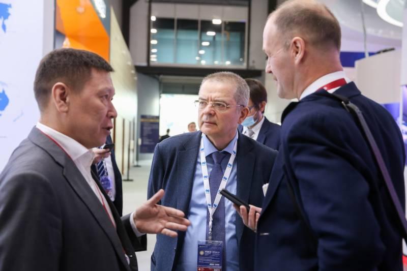Петербургский международный экономический форум коснулся проблем развития коренных народов