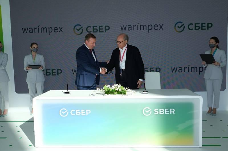Warimpex Finanz-und Beteiligungs AG и ПАО «Сбербанк» становятся инвесторами ESG и девелоперских проектов в Санкт-Петербурге