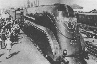 Скоростное движение поездов: как оно развивалось в России?