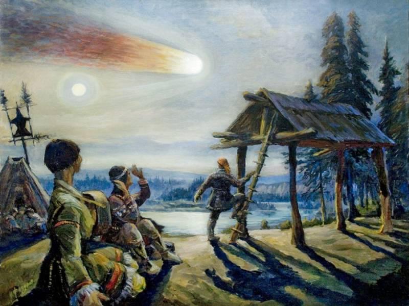Падения не было: новая версия случившегося с Тунгусским метеоритом