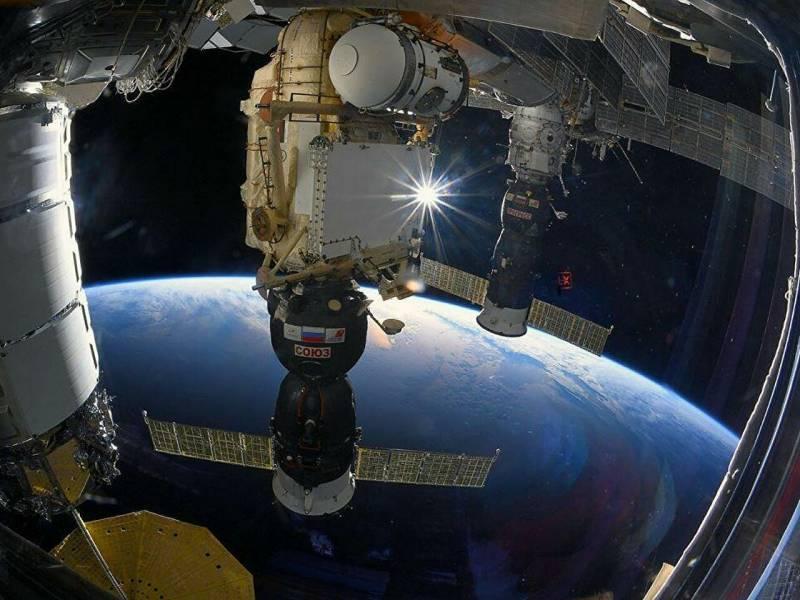 Россия планирует построить новую национальную космическую станцию с бесконечным сроком работы