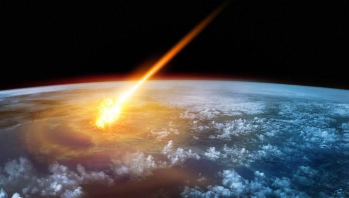 Инопланетные организмы, прибывшие на Землю в метеорите, могли стать причиной зарождения жизни на планете