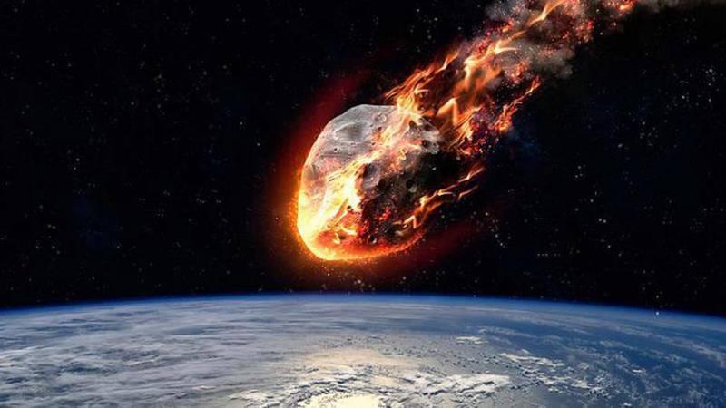 Над Норвегией взорвался гигантский метеорит