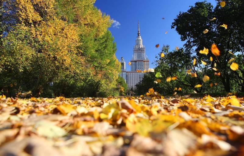 Бабье лето в Москве в 2021 году: что синоптики говорят о потеплении