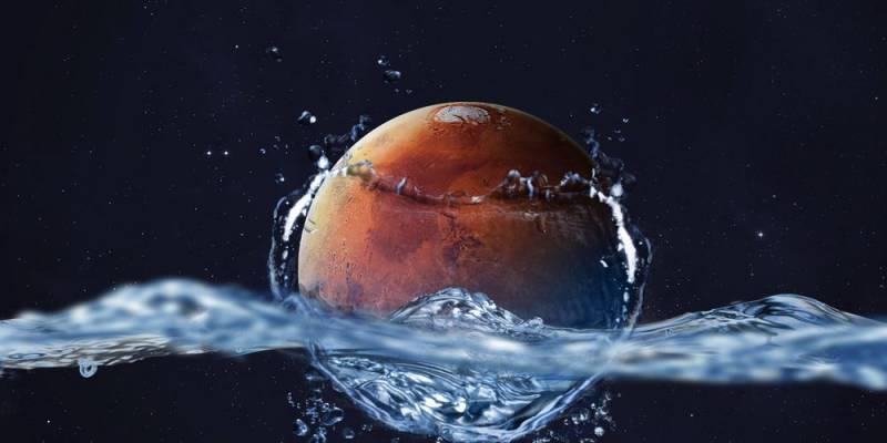 Ученые выдвинули новое предположение, почему исчезла вода на Марсе