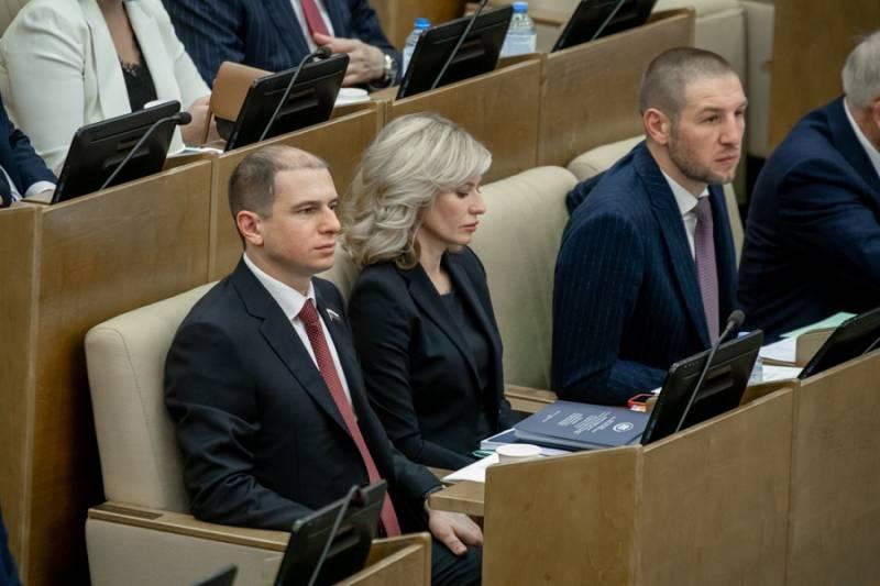 Михаил Романов избран первым заместителем Председателя Комитета Государственной Думы по контролю