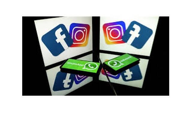 Facebook, Instagram, WhatsApp